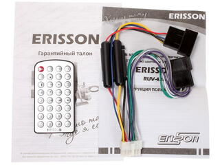 Автопроигрыватель Erisson RUV-436