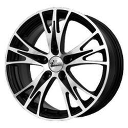 Автомобильный диск литой iFree Трейсер 7x16 5/120 ET 38 DIA 72,6 Блэк Джек