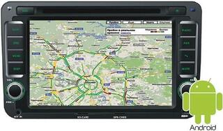 Автопроигрыватель Velas V-VWA + Navitel (for Volkswagen) Android
