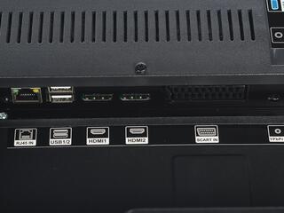 """39"""" (99 см)  LED-телевизор DNS V39DS8100S черный"""