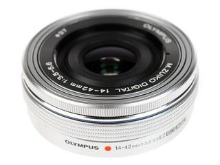 Объектив Olympus M.ZUIKO DIGITAL ED 14-42mm F3.5-5.6 EZ Pancake