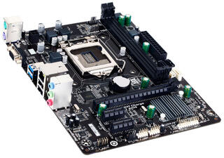 Плата Gigabyte GA-H81M-S1 Socket-1150 Intel H81 DDR3 mATX AC`97 8ch(7.1) GbLAN SATA3 VGA BULK