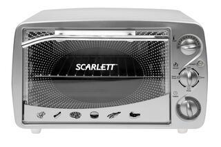 Электропечь Scarlett SC-094R белый