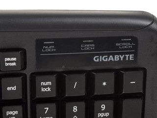Клавиатура+мышь GIGABYTE GK-KM5300