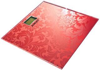 Весы напольные Scarlett SC-217 Красный