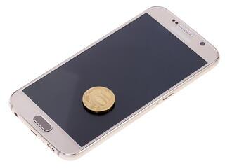 "5.1"" Смартфон Samsung SM-G920 Galaxy S6 Duos 64 ГБ золотистый"