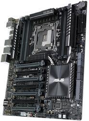 Плата ASUS LGA2011-3 X99-E WS X99 8xDDR4-2133 7xPCI-Ex16 8ch 8xSATA3 M2 SATA-Ex 10xUSB3 eSATA 2xGLAN ATX