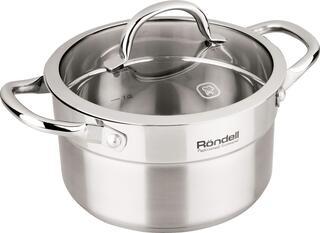 Кастрюля Rondell Creative RDS-388 серебристый