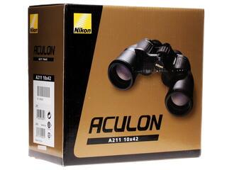 Бинокль Nikon 10x42 Aculon A211