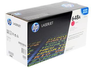 Картридж лазерный HP 648A (CE263A)