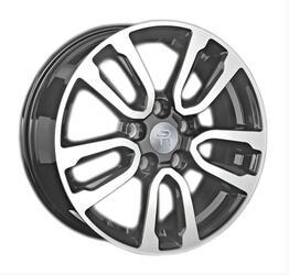 Автомобильный диск литой Replay KI138 6,5x17 5/114,3 ET 35 DIA 67,1 GMF