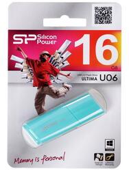 Память USB Flash Silicon Power Ultima U06 16 Гб