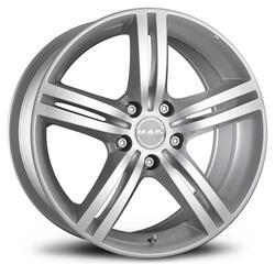 Автомобильный диск литой MAK Veloce Light 6,5x16 5/100 ET 48 DIA 56,1 Silver