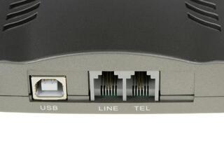 VOIP-адаптер SkypeMate USB-B2K