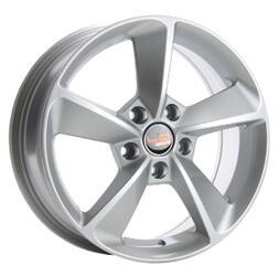 Автомобильный диск Литой LegeArtis Concept-SK507 6x15 5/100 ET 43 DIA 57,1 Sil