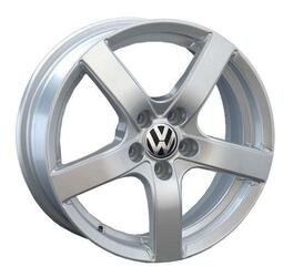 Автомобильный диск литой Replay VV66 6x15 5/100 ET 43 DIA 57,1 Sil