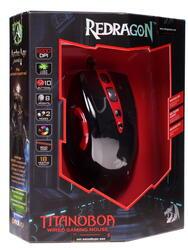 Мышь проводная Redragon Titanoboa