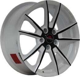 Автомобильный диск Литой Yokatta MODEL-27 7x17 5/112 ET 43 DIA 57,1 W+B