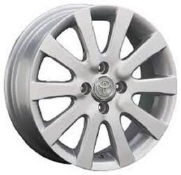 Автомобильный диск литой Replay TY59 6x15 4/112 ET 42 DIA 57,1 Sil