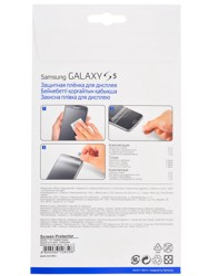 "5.1""  Пленка защитная для смартфона Samsung Galaxy S5"
