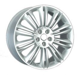 Автомобильный диск литой LegeArtis JG4 8,5x20 5/108 ET 49 DIA 63,4 Sil