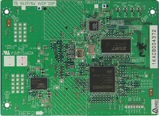 KX-TDE0111XJ 64 канальная плата DSP VoIP