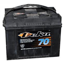Автомобильный аккумулятор Deka 634MF