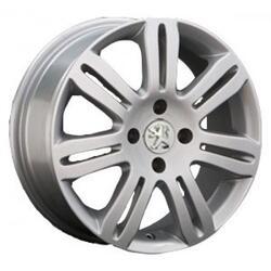 Автомобильный диск Литой LegeArtis PG12 5,5x14 4/108 ET 34 DIA 65,1 Sil