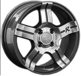 Автомобильный диск Литой LS 254 6x14 4/98 ET 35 DIA 58,6 GMF