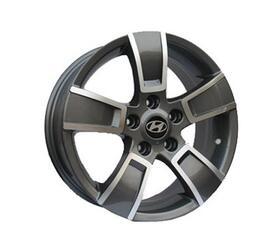 Автомобильный диск Литой Replay HND8 6,5x16 5/114,3 ET 46 DIA 67,1 GMF