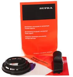 Пылесос Supra VCS-1530 красный