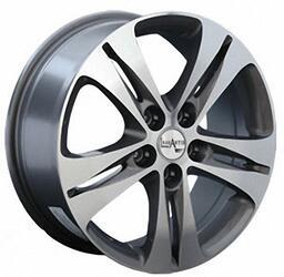 Автомобильный диск Литой LegeArtis H26 7,5x17 5/114,3 ET 55 DIA 64,1 GMF