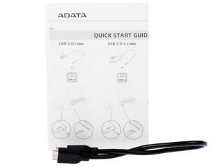 """2.5"""" Внешний HDD A-Data [AHD650-500GU3-CBK]"""