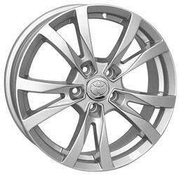 Автомобильный диск литой Replay TY112 7x17 5/114,3 ET 39 DIA 60,1 Sil