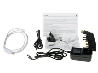 Портативный аккумулятор IconBit FTB26000M серебристый