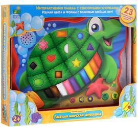 Интерактивная игрушка Learning Journey Веселая морская черепашка