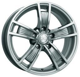 Автомобильный диск  K&K Диксон 7x16 5/112 ET 37 DIA 66,6 Блэк платинум