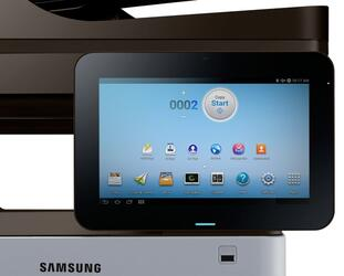МФУ лазерное Samsung ProXpress M4580FX