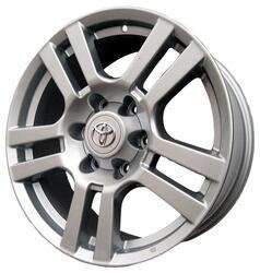 Автомобильный диск литой Replay TY61 8,5x20 6/112 ET 50 DIA 57,1 Sil