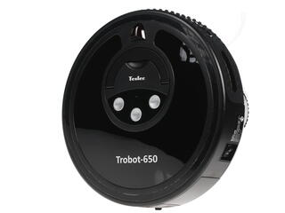 Пылесос-робот Tesler Trobot-650 черный