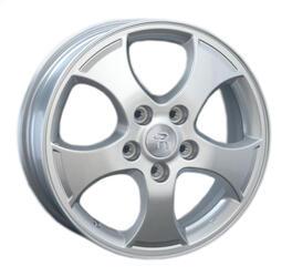 Автомобильный диск Литой Replay KI47 6x16 5/114,3 ET 51 DIA 67,1 Sil