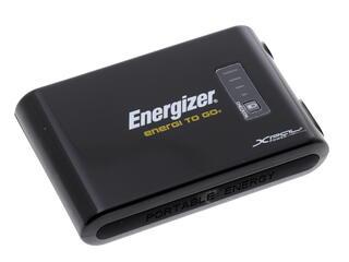 Портативный аккумулятор Energizer XP8000A черный