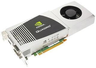 Видеокарта PCI-E Quadro 5800 4096Mb 512bit GDDR3 DVI DP