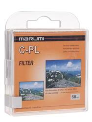 Фильтр Marumi Circular PL 58mm