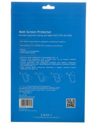 Пленка защитная для планшета Apple iPad 2, Apple iPad 3, Apple iPad 4
