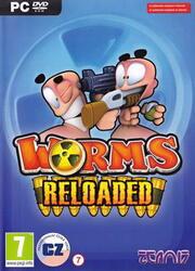 "[117844] Игра ""Worms Reloaded"" DVD"