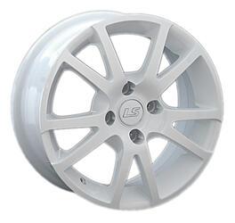 Автомобильный диск Литой LS 105 6x14 4/100 ET 40 DIA 73,1 White
