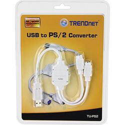 Переходник TrendNet USB - PS/2