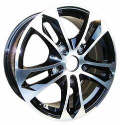 Автомобильный диск Литой LS 197 6x15 5/139,7 ET 40 DIA 98,5 BKF