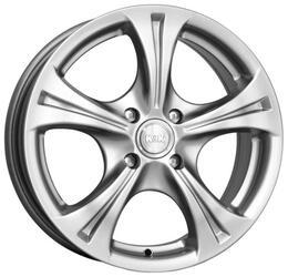 Автомобильный диск Литой K&K Имола 6,5x15 4/100 ET 48 DIA 54,1 Блэк платинум